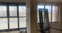 Два окна ламинированных