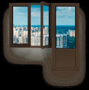 Балконный блок